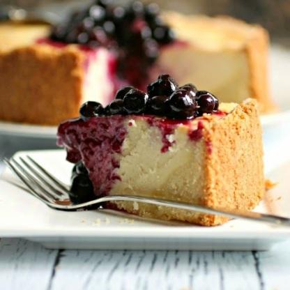 Blueberry Cheescake